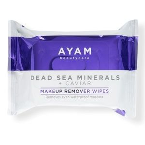 AYAM Caviar Extract + Dead Sea Minerals Face Wipes
